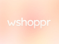Window Shopper Wordmark