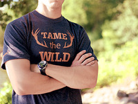 "Statamic - ""Tame the Wild"" T-shirt"
