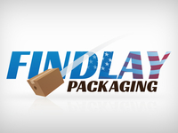 Findlay Packaging Rebranding - WIP