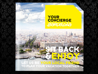 Your Concierge Barcelona Brochure