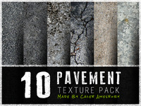 FREEBIE - 10 Pavement Texture Pack