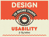 Design is more