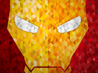 Iron Man Mosaic