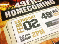 UNCC Homecoming 2013