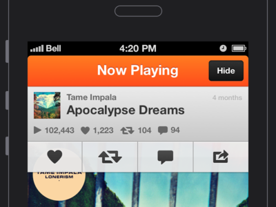 Download SoundCloud (.Sketch Freebie!)
