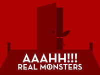 AAAHH!!! REAL MONSTERS!