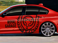 Royal Garage Logo