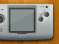 Neo Geo Pocket Color - Final Pass