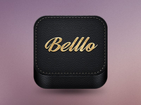 Belllo Professional iPad / iPhone / App / Icon