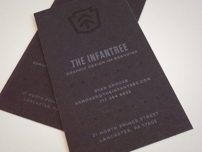 Infantree-cards