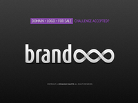 brandooo.com + logo = for sale