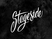Stageside Wordmark 2