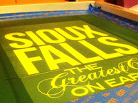 Sioux Falls Screenprint