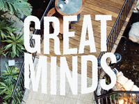 Great Minds cover