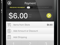 Payment App for iPhone
