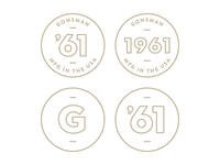 Gonsman Badges
