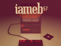 Album art for iameb 57's new album
