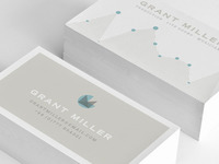 Grant Miller Business Cards