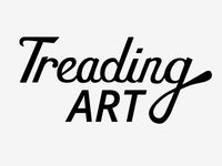 Treading Art Logo