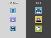 DR-2 icon refresh