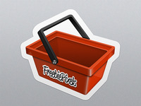 Freebie Pixels Shopping Basket