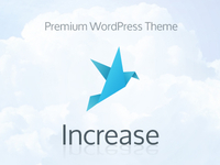 Increase wordpress theme
