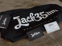 Jack 3.5mm / Shirt & business cards