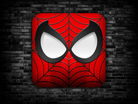 Spiderman iOS App Icon
