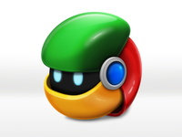 Chrome replacement icon