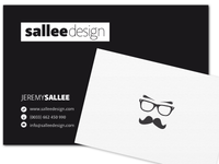 Sallee Design Business Card