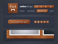 Sallee Design CSS3 elements