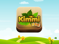 Kimmi ABC iPad app