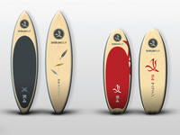 Shibumi SUP boards
