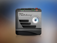 Talkboy Icon