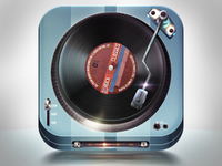 LP Player icon
