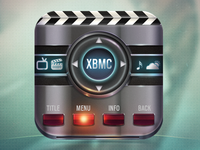 Media Center Remote icon
