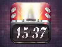 Shining Clock icon