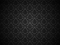 Black Damask Wallpaper for ShelfLuv