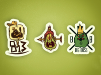 813 Stickerbook