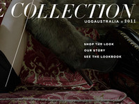 UGG Australia // View the Collection 2011 Fall