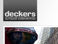 New Deckers' Corporate site