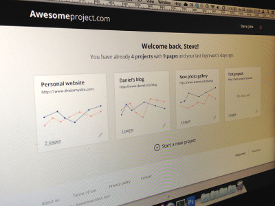 Download Project Overview Freebie