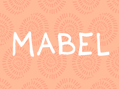 Dribbble-mabel