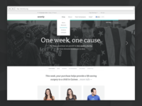 Sevenly Redesign