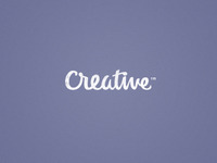 Creative logotype