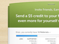 Invite Friends, Earn...