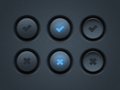Ui_buttons_dribbble