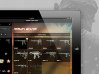Call of Duty Elite - iPad
