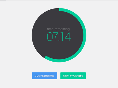 ToDo Progress Timer