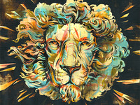 Lion (album artwork)